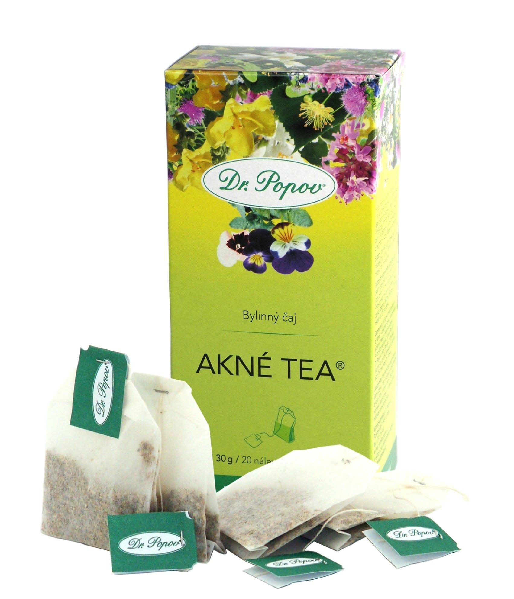 Pleťový čaj Varianta: Porcovaný (30g)