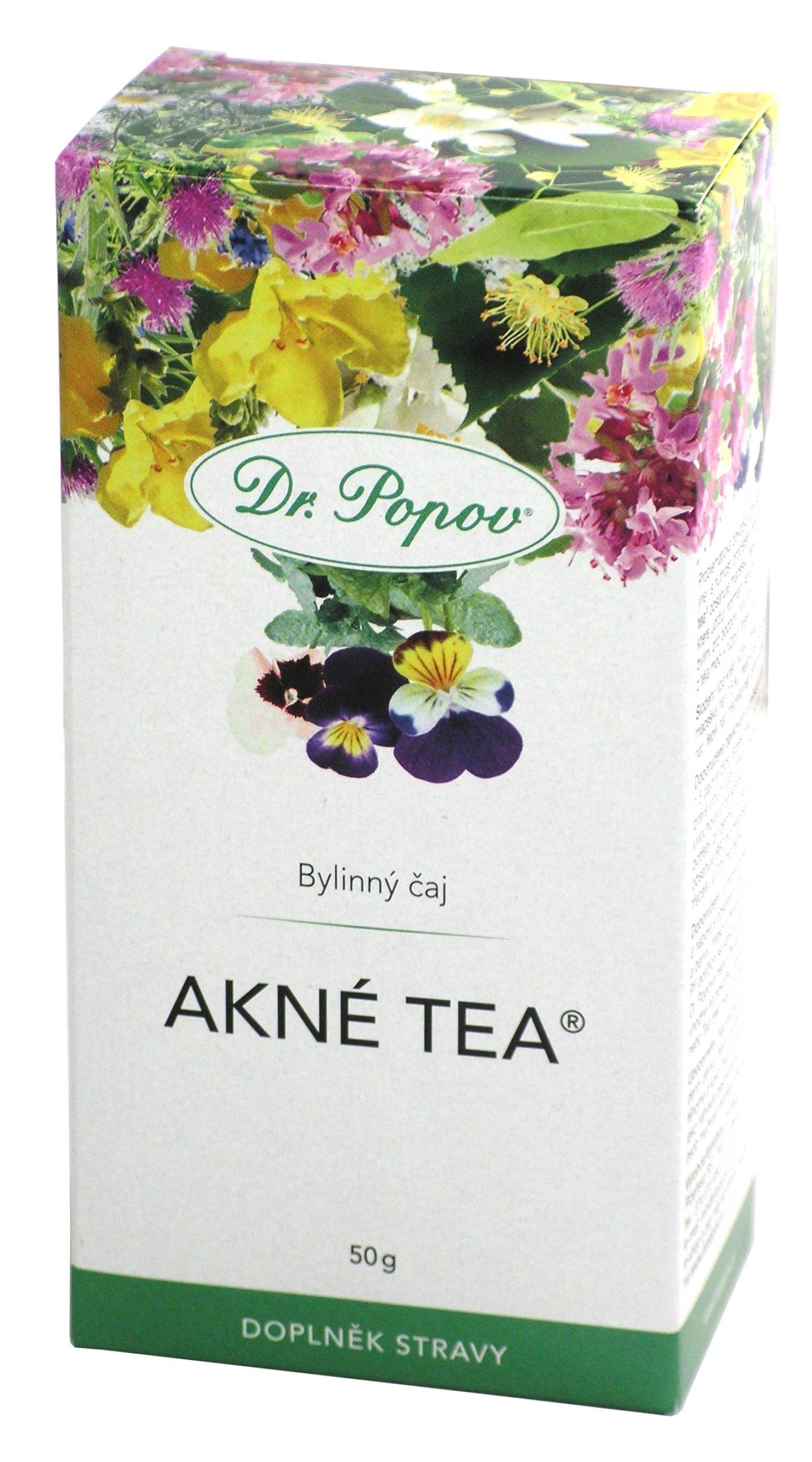 Pleťový čaj Varianta: Sypaný (50g)