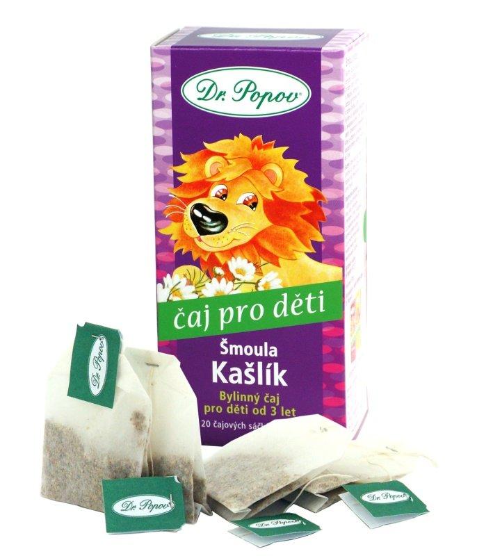 Dětský bylinný čaj Průduškový, 30 g