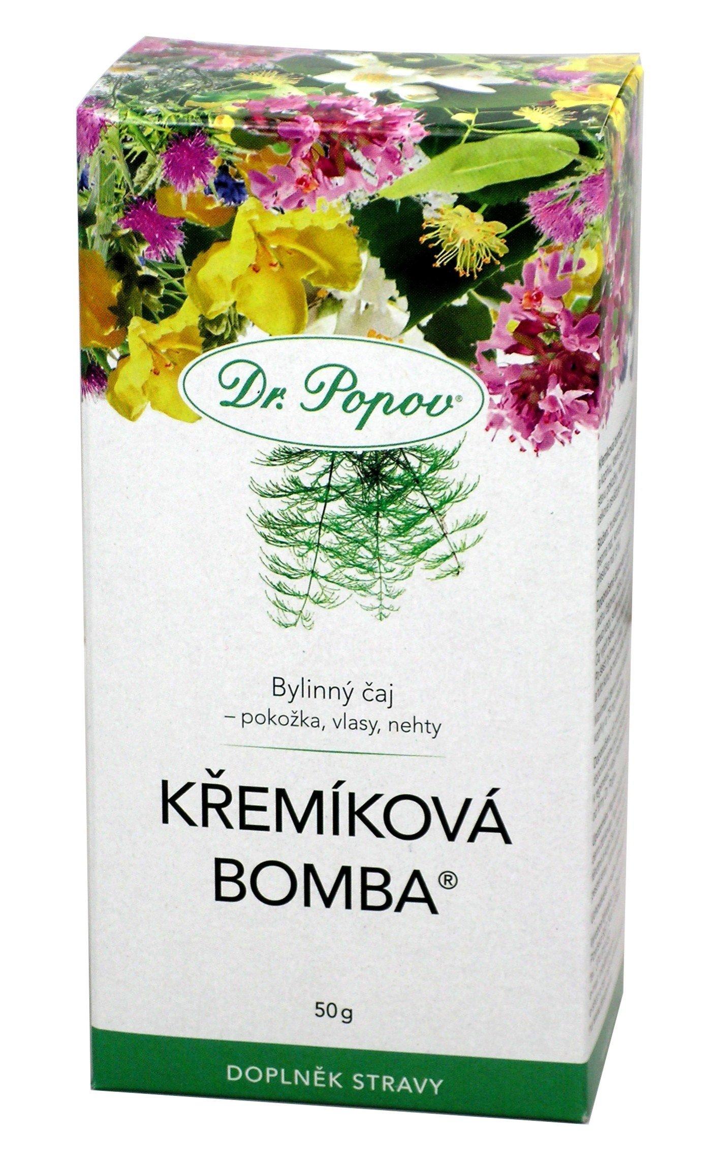Čaj Křemíková bomba® Varianta: Sypaný (50g)