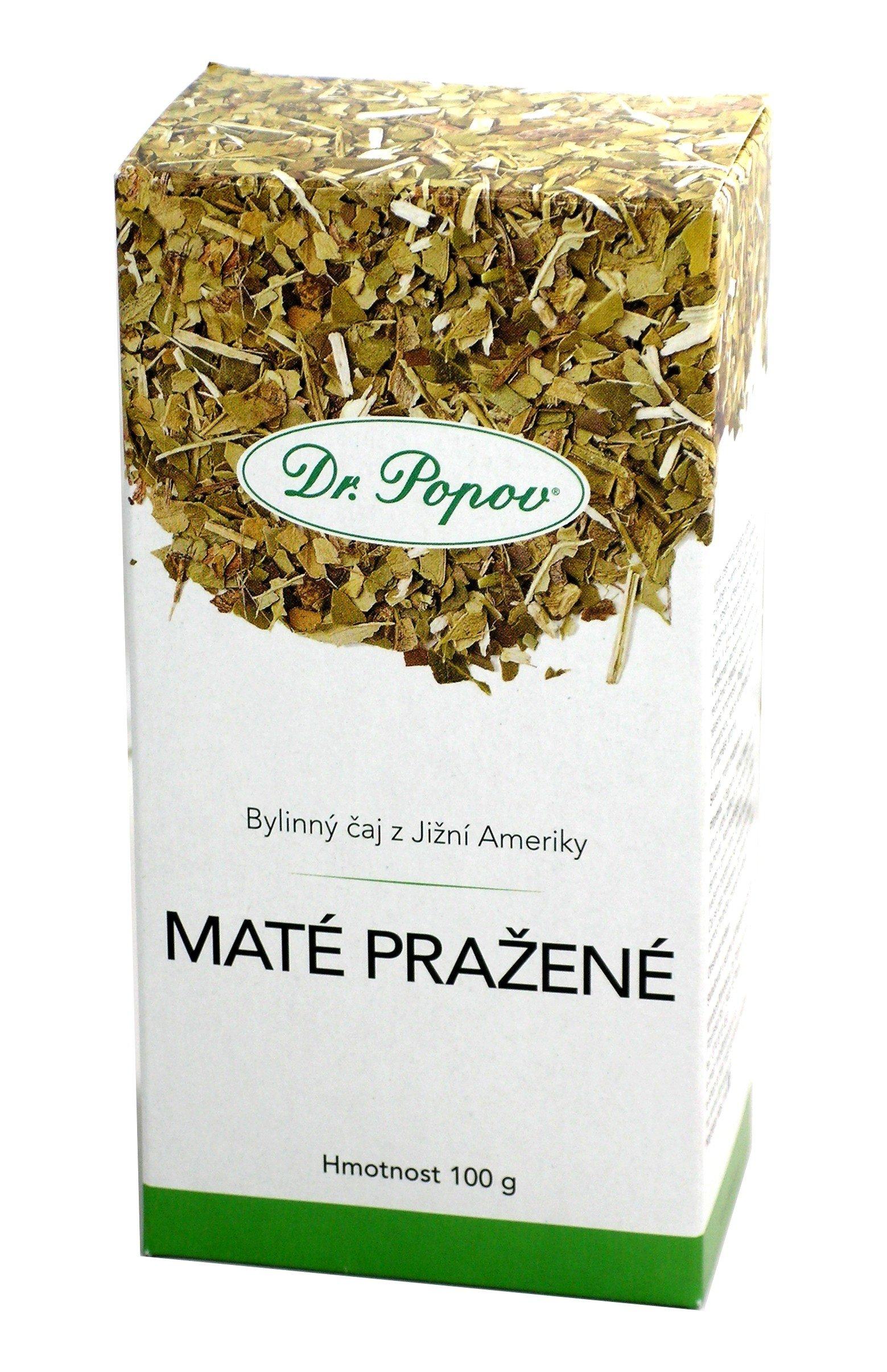 Čaj Maté pražené, 100 g