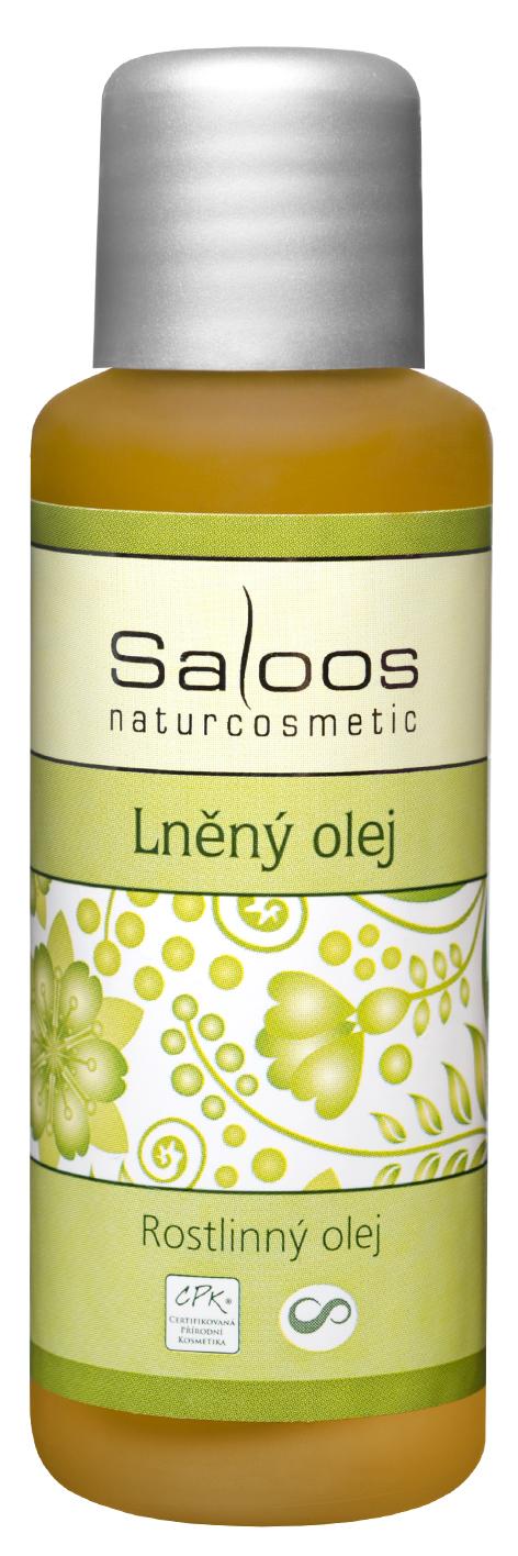 Lněný olej Objem: 500 ml