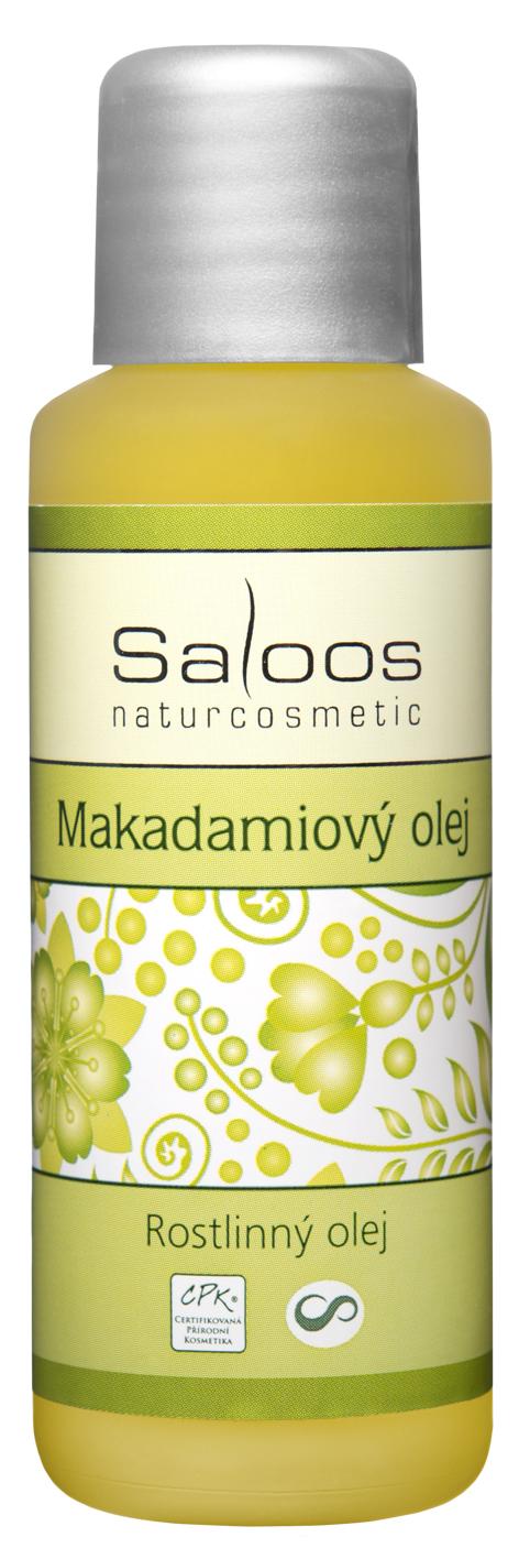 Makadamiový olej Objem: 500 ml