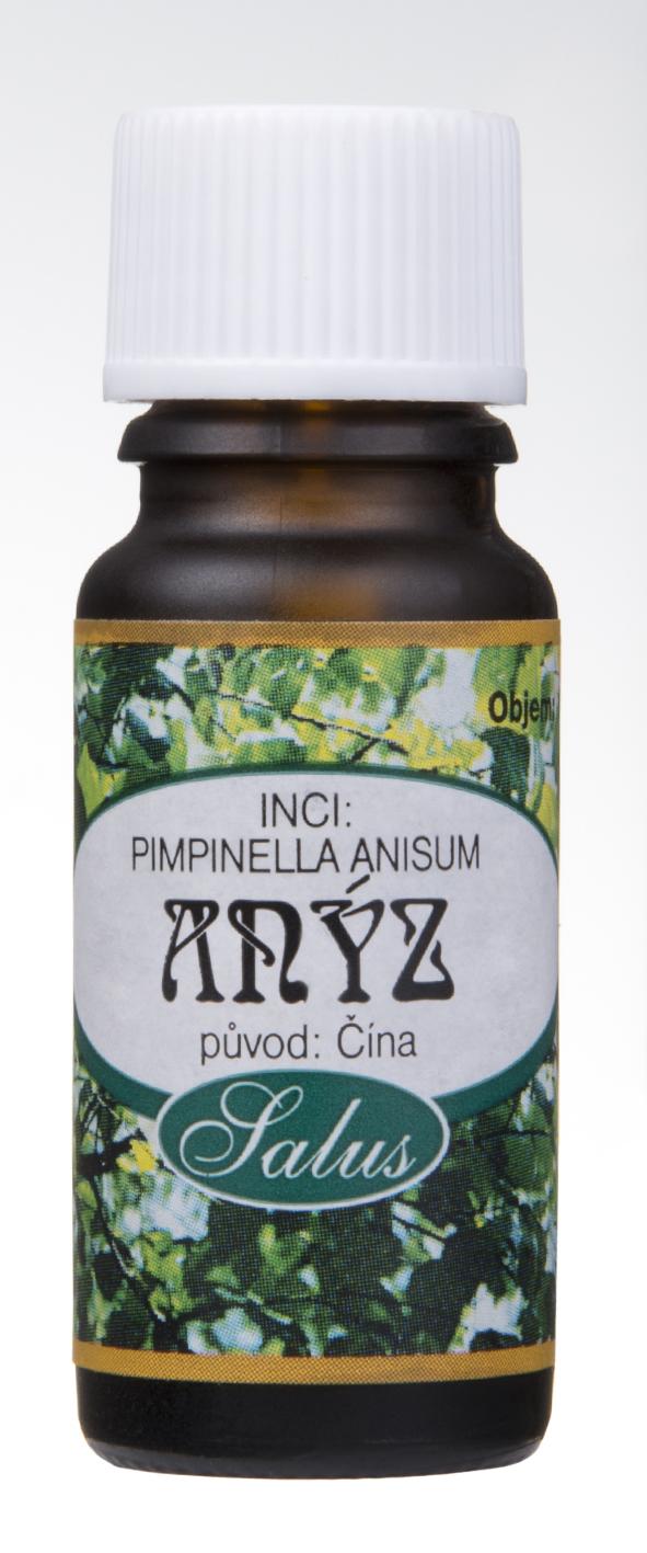 Esenciální olej ANÝZ Objem: 20 ml