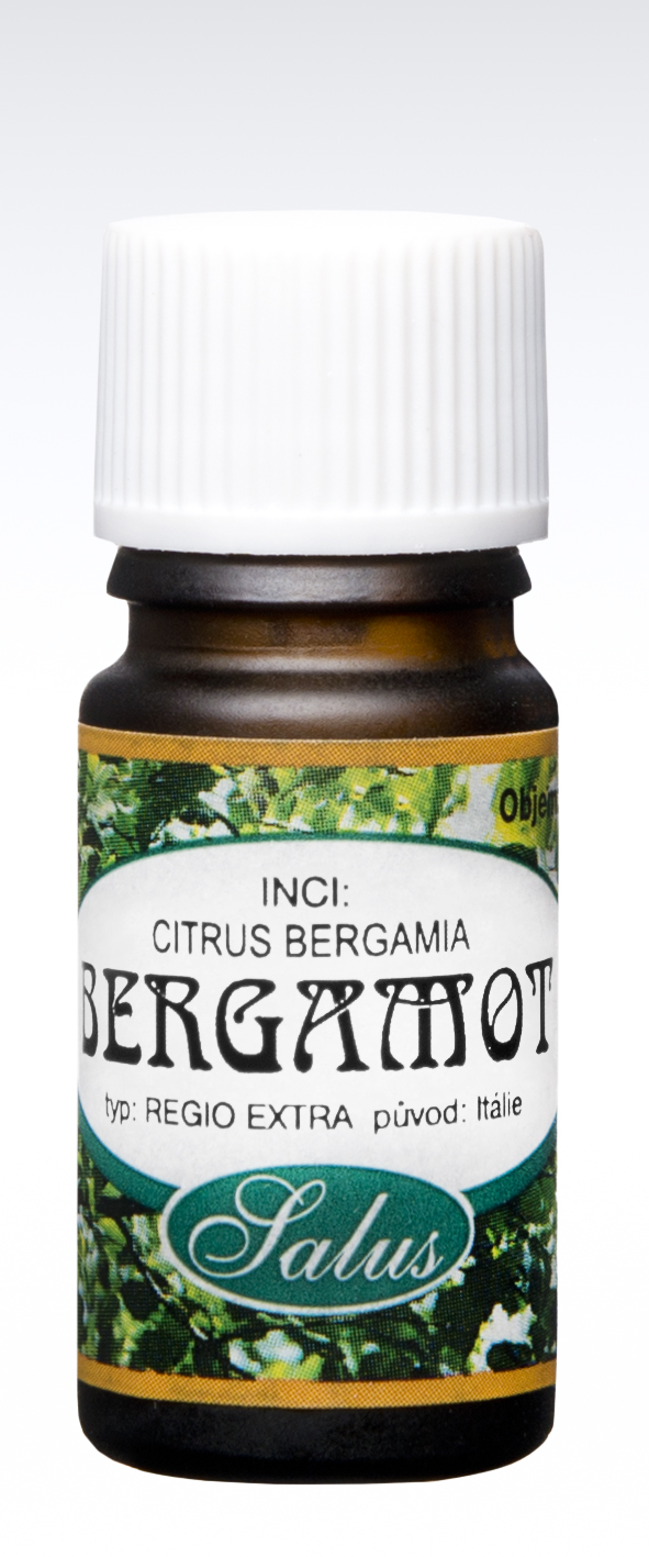 Esenciální olej BERGAMOT Objem: 20 ml