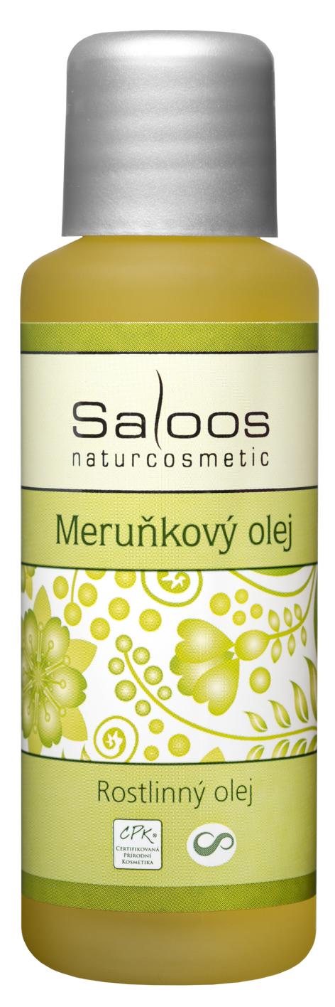 Meruňkový olej Objem: 500 ml