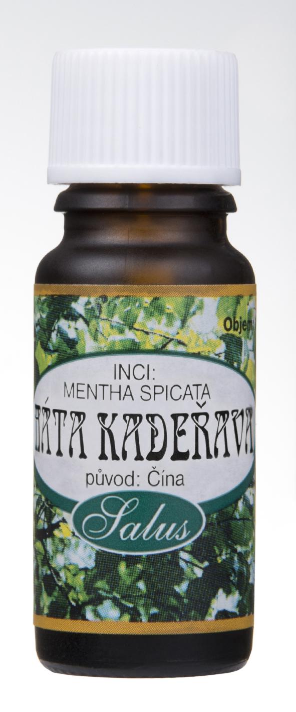 Esenciální olej Máta kadeřavá Objem: 20 ml