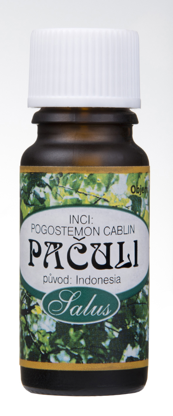 Esenciální olej PAČULI Objem: 20 ml