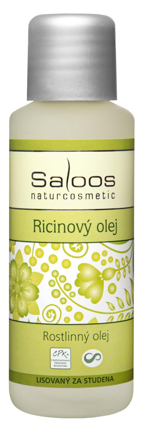 Ricinový olej Objem: 500 ml