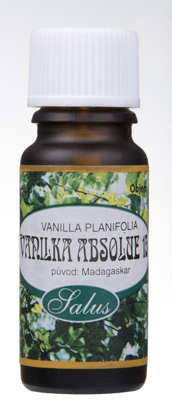 Esenciální olej VANILKA ABSOLUE 15% Objem: 20 ml