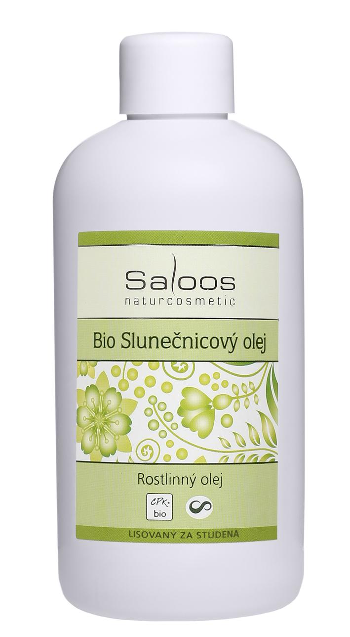 Bio Slunečnicový olej Objem: 500 ml