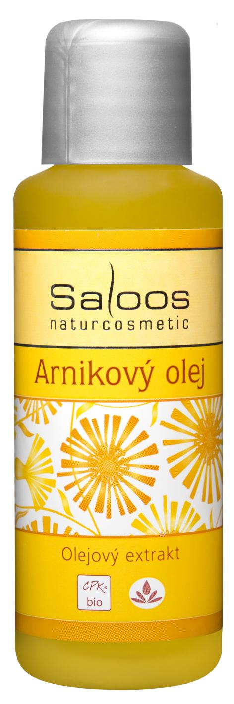 Arnikový olej Objem: 500 ml