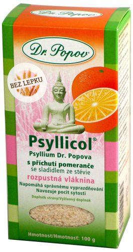 Psyllicol® s příchutí pomeranče, 100 g