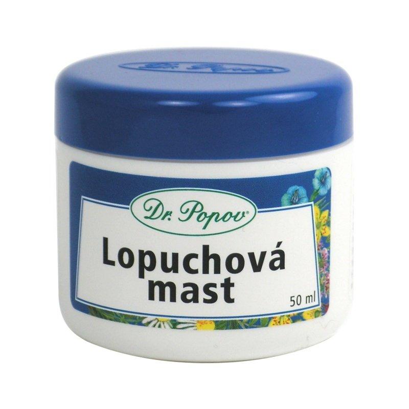Lopuchová mast, 50 ml