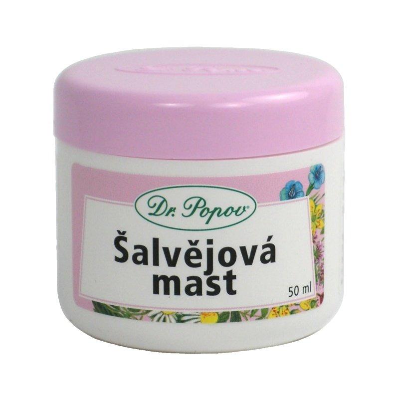 Šalvějová mast, 50 ml