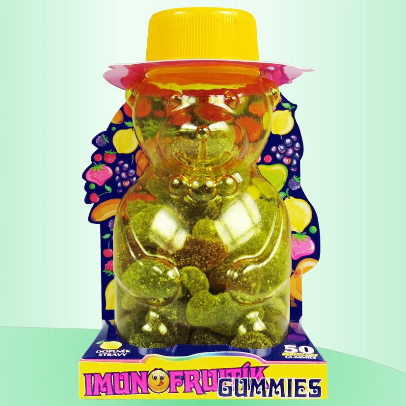 ImunoFruitík Gummies - 50+5 gummies