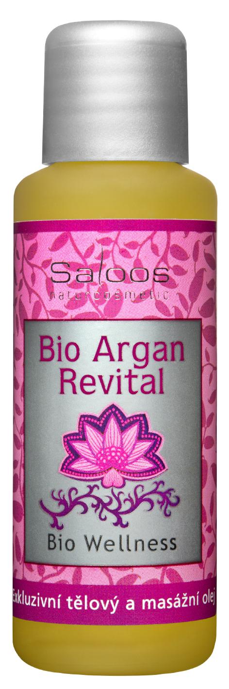 Bio wellness olej Argan Revital Objem: 125 ml
