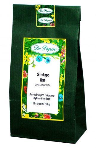 Ginkgo list, 50 g