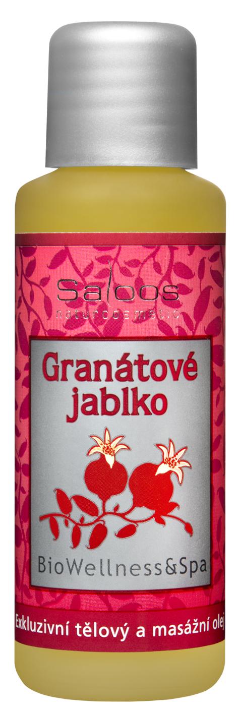 Bio wellness olej Granátové jablko Objem: 125 ml