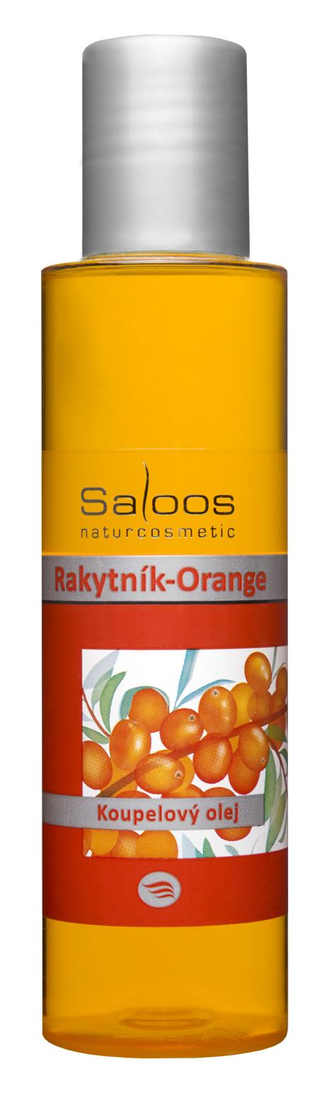 Koupelový olej Rakytník – Orange Objem: 500 ml
