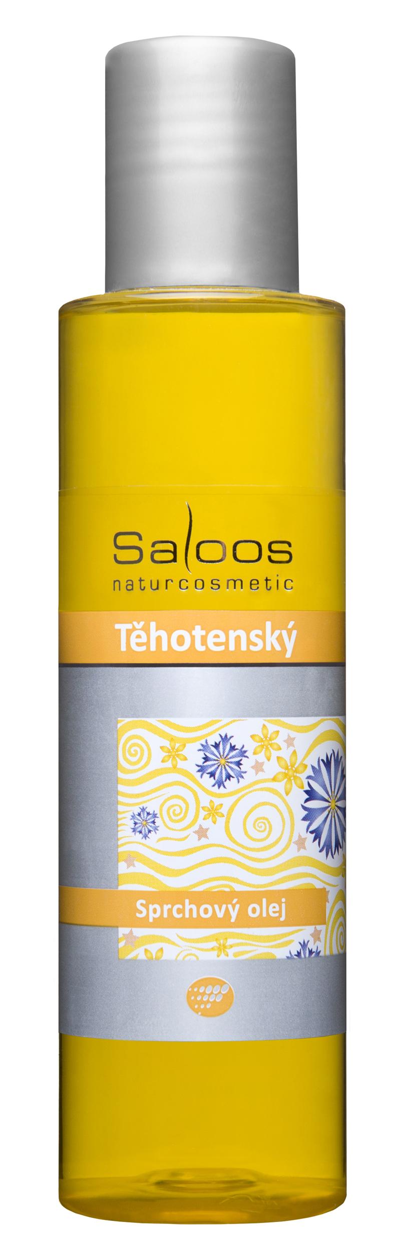 Sprchový olej Těhotenský Objem: 125 ml