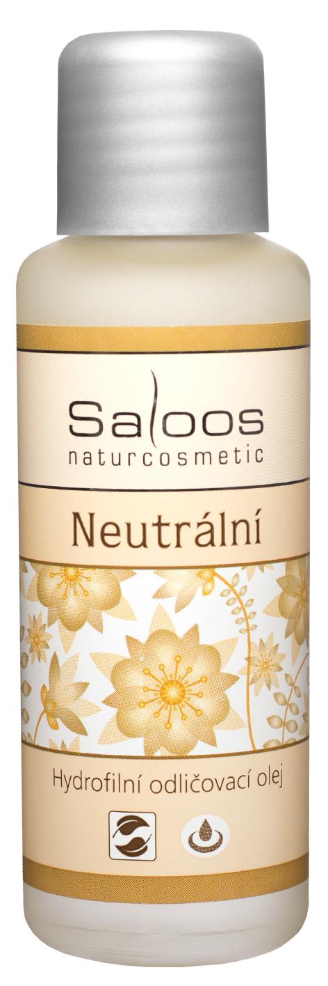 Hydrofilní odličovací olej Neutrální Objem: 500 ml