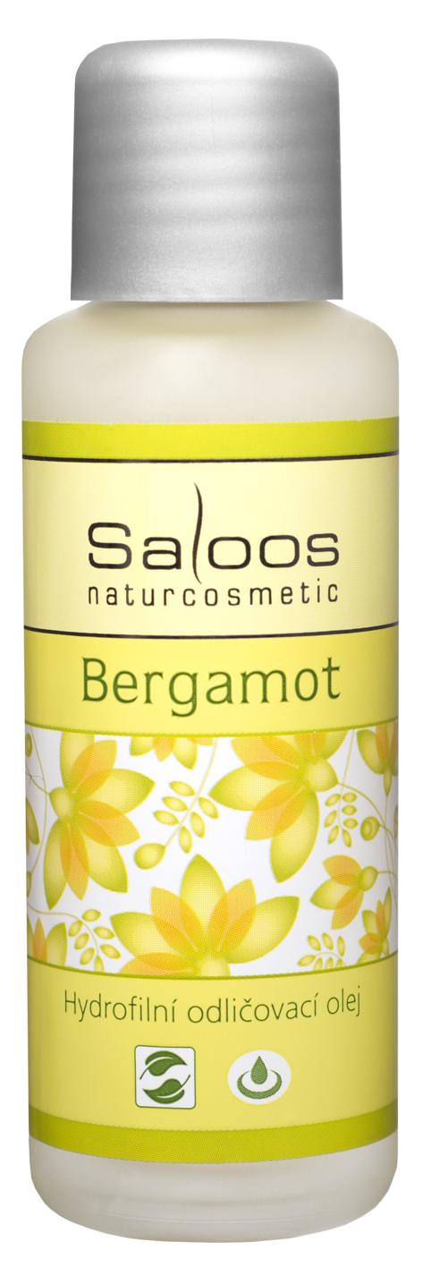 Hydrofilní odličovací olej Bergamot Objem: 250 ml