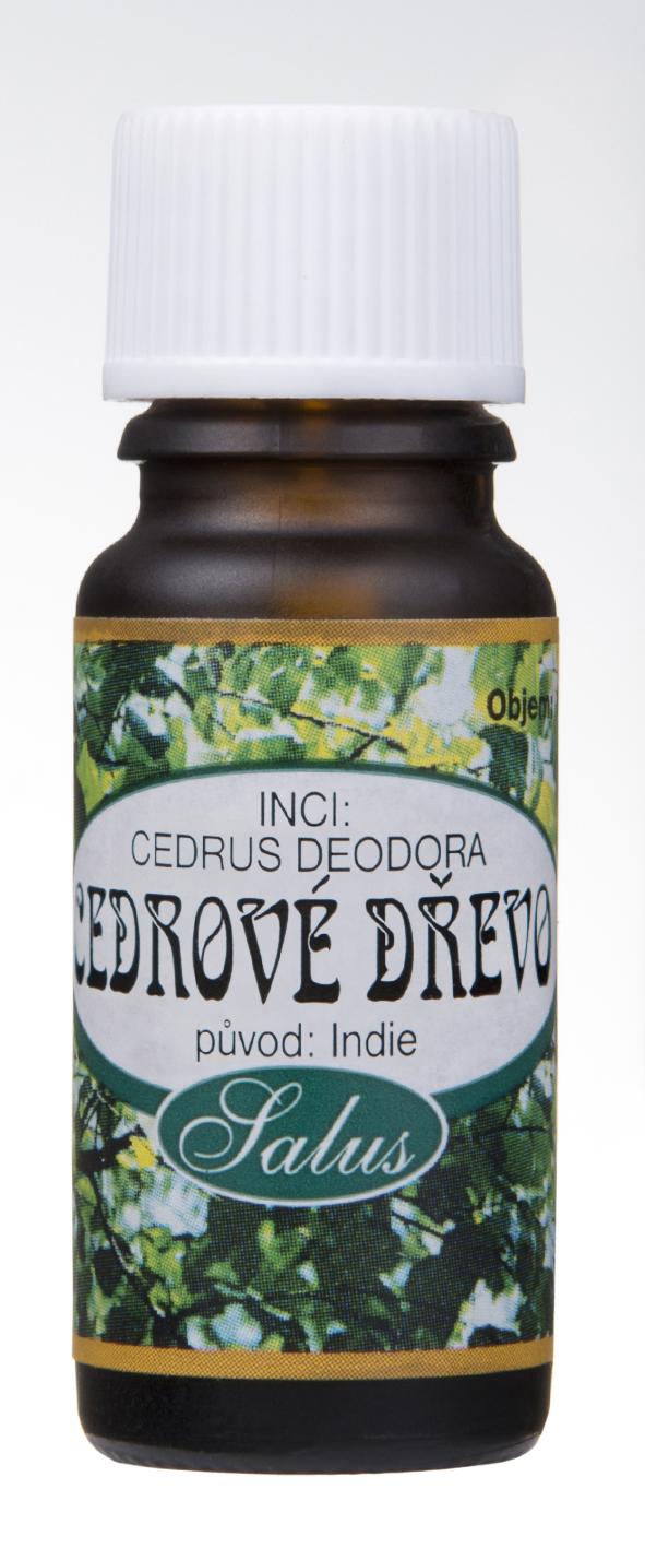 Esenciální olej Cedrové dřevo Objem: 20 ml