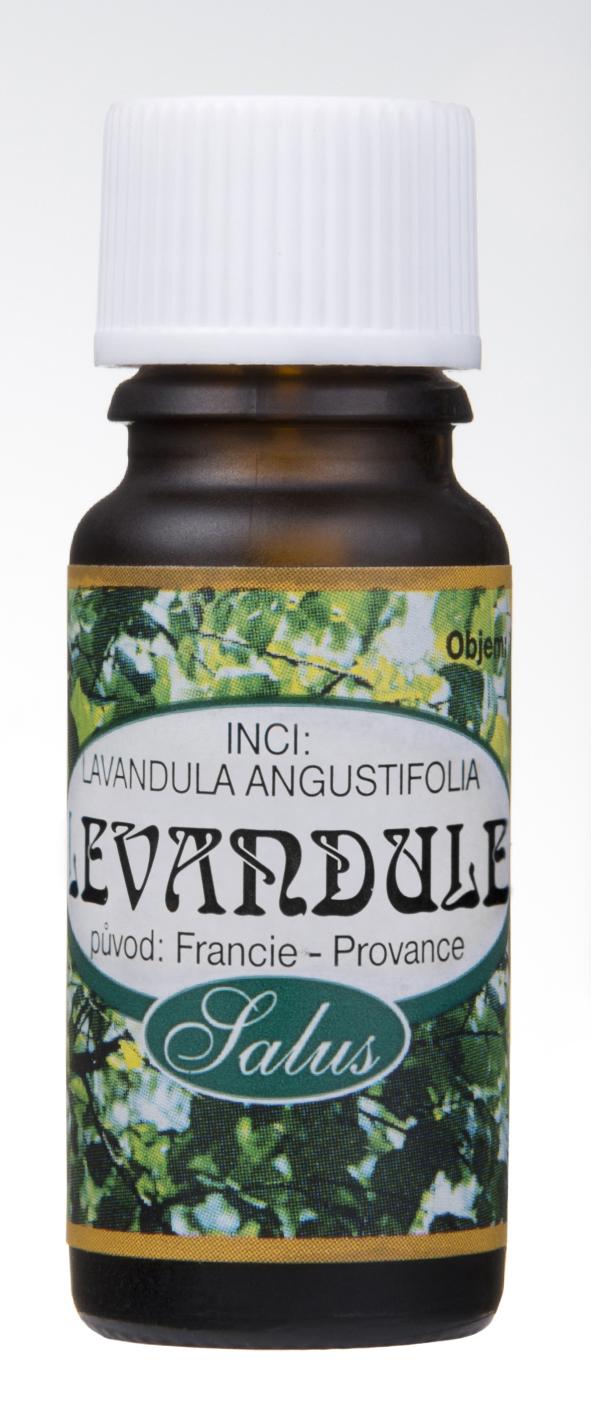 Esenciální olej Levandule Objem: 20 ml