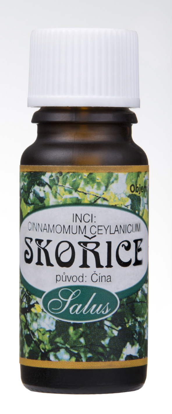 Esenciální olej Skořice Objem: 20 ml