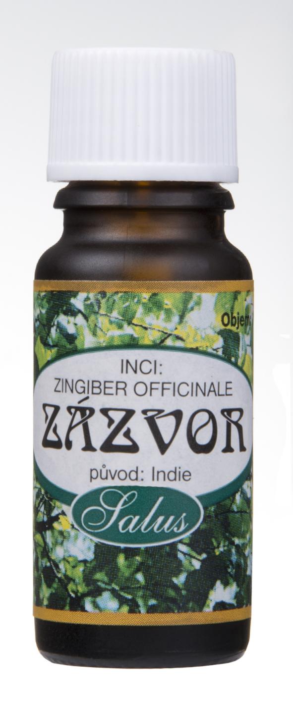 Esenciální olej Zázvor Objem: 20 ml
