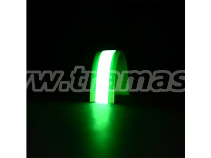green glow swatch 6x6
