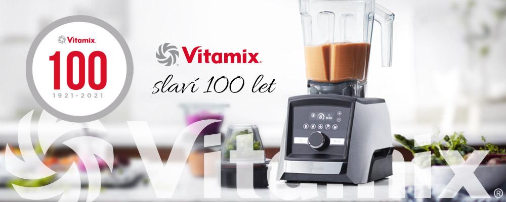 Vitamix slaví 100 let