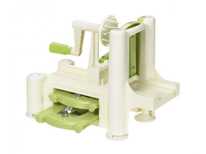 Spiralizér Lurch Spirali Classic (Green/White) 00010203