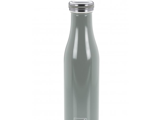 240902 Thermo Flasche Edelstahl PEARL GREY