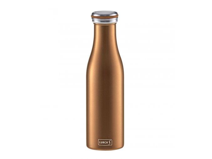RS3530 240904 Isolier Flasche 0,5 Bronze Metallicvel