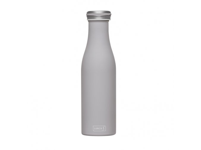 RS2453 240907 Thermo Flasche Edelstahl LIGHT GREYvel