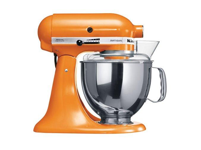 robot Artisan 5KSM150 mandarinková
