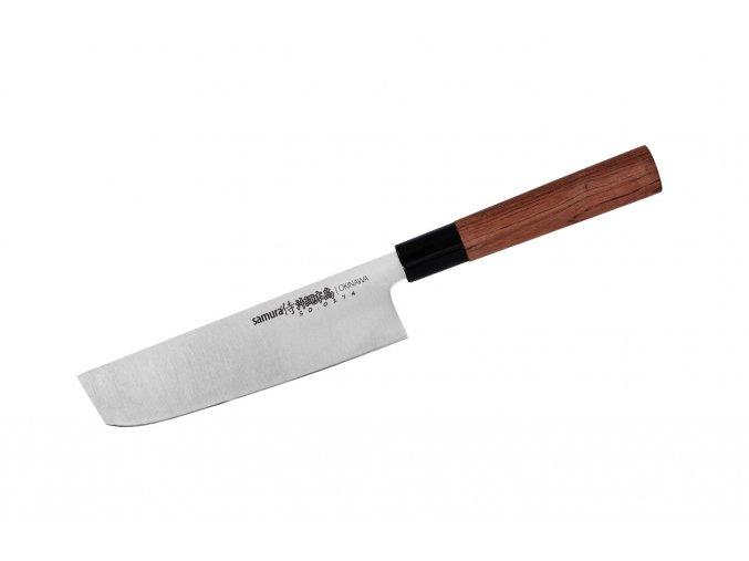 Samura OKINAWA Nůž Nakiri 17 cm (SO-0174)