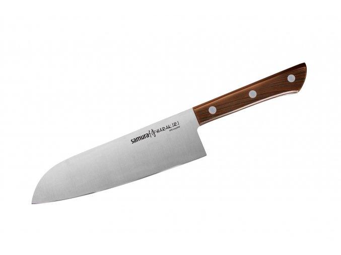 Samura HARAKIRI Nůž Santoku 17,5 cm (dřevená) (SHR-0095WO)