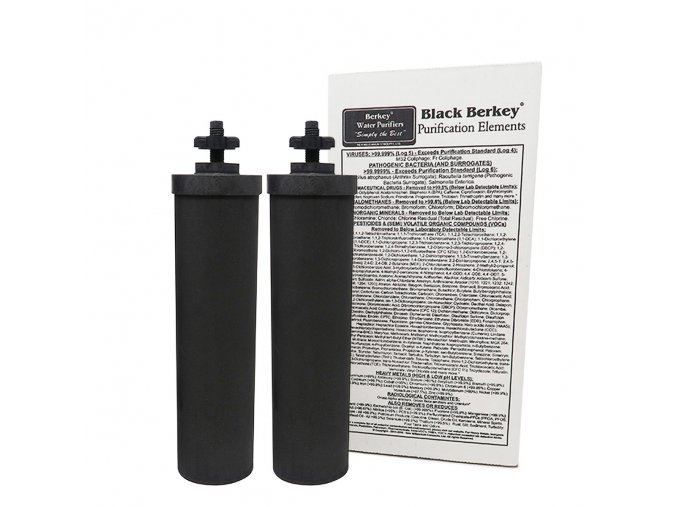 Big Berkey - 2 filtrační vložky