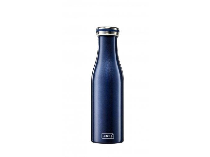 traminal trendy termo lahev 05 blau metallic