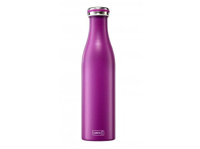 traminal trendy termo lahev 075 purple
