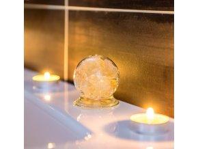 Relaxační těžítko citrín 60mm
