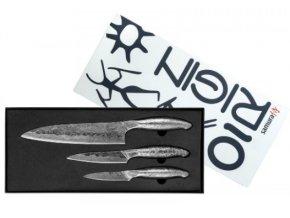 Samura BAMBOO Sada 3 nožů (SBA-0220)