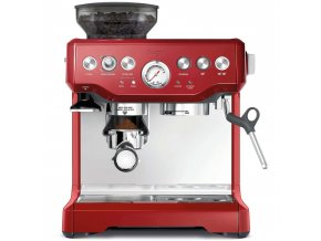 espresso bes870 red