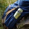Přenosná termo láhev se sítkem na čaj Lurch - 400 ml green tea