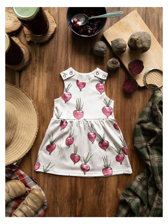 dětské organické šaty