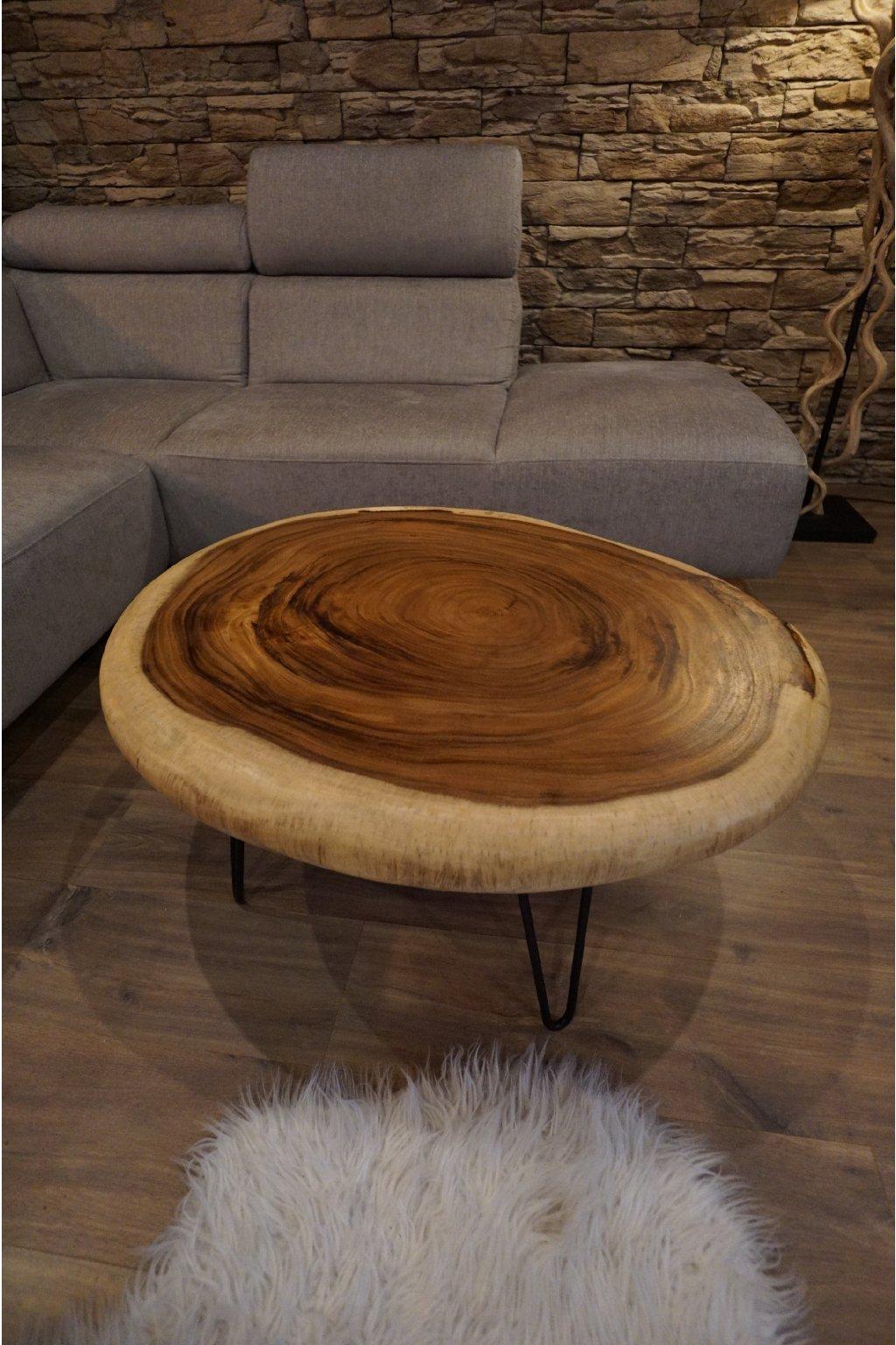 Exotický stůl Suar 80