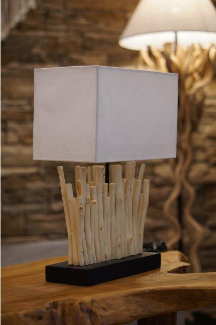 Lampa KONGO světlá